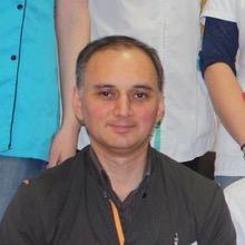 Docteur Frédéric CHAZOT de la Clinique Vétérinaire de l'Arche à Nantes